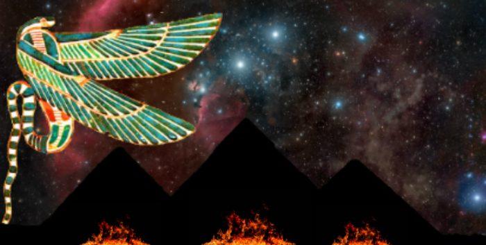 Cosmic Uraeus Bonfire